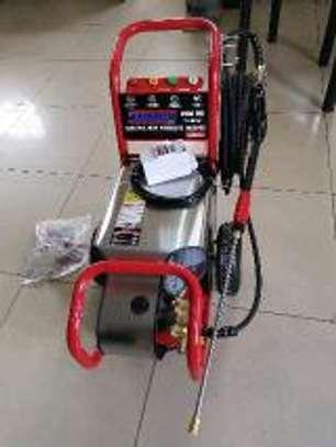 Car wash machine 2700psl electric image 1