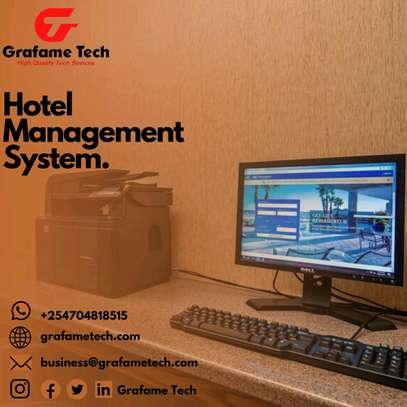 Best hotel management system image 1