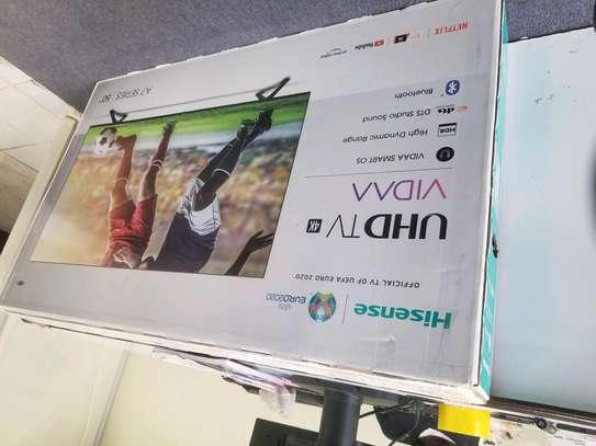 hisense 50 inches smart 4k tv image 1