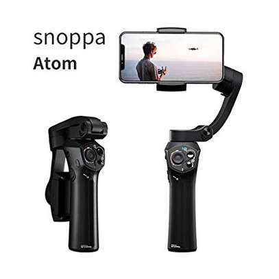 Snoppa Atom 3 Axis Foldable Gimbal for Smartphones