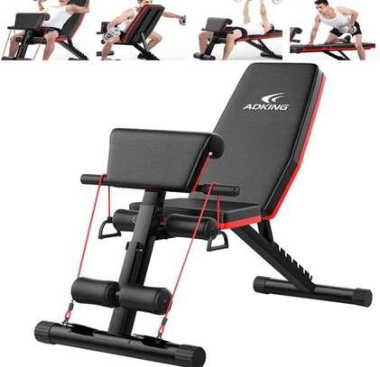 Gym bench image 1