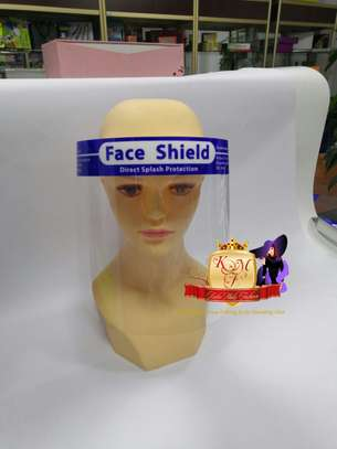 Imported Transparent Face Shields