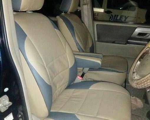 Allion /Ractis /Nze Car Seat Covers image 1