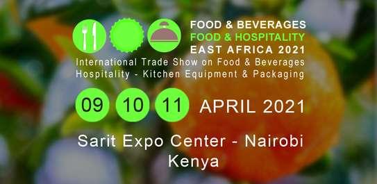 Food & Beverages - Food & Hospitality East Africa 2021