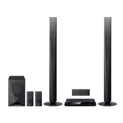 Sony Dz 650 home theater system Sony Warranty image 1