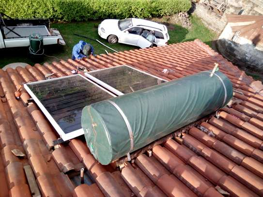 300 litre Sunraserg Solar Water Heating System image 5