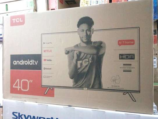 Tcl 40inch smart digital android image 1