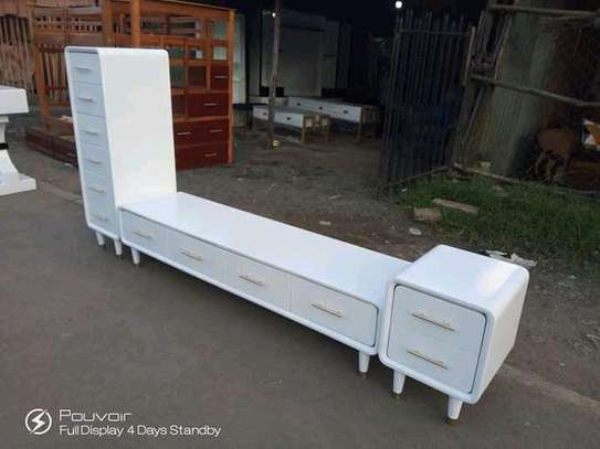 New modern tv stand image 1