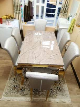 Dining Tables and Chairs. Free delivery across Nairobi County. image 3