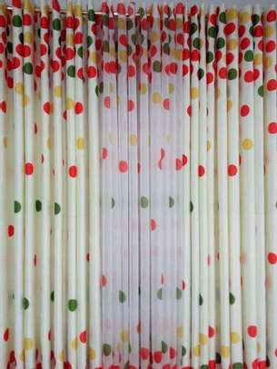 Decorated curtains image 15