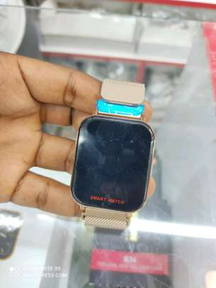 MT 28 Bluetooth fitness Tracker smart watch image 1