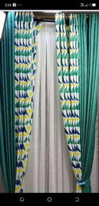 Beautiful home Curtains. image 11