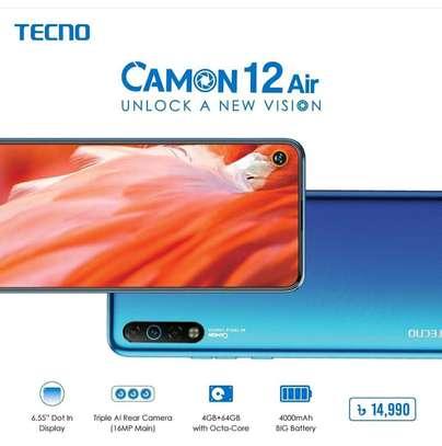 Camon 12 air image 1
