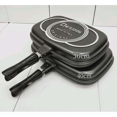 36cm dessini pan double grill image 1
