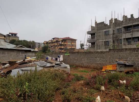 commercial land for sale in Kikuyu Town image 1