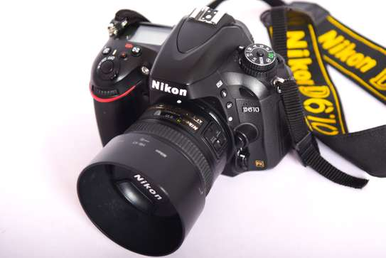 Nikon D610 (Full Frame) with 50mm F1.8