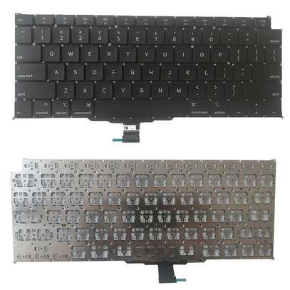 "Macbook Air Retina 13"" A2179 US English Keyboard Replacement 2020 year image 1"