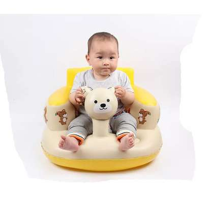 Baby inflatable Training Seat