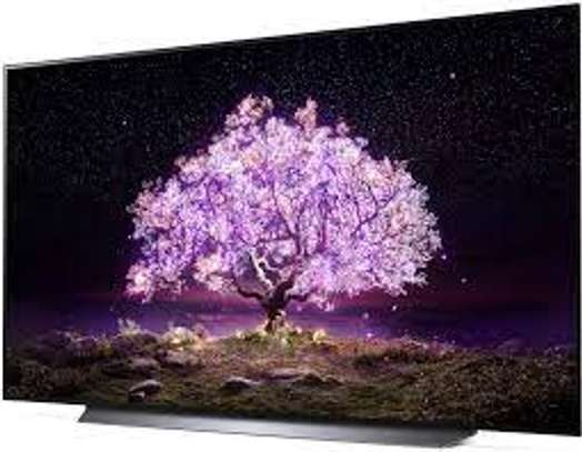 LG C1 55 inch 4K Smart OLED TV image 1