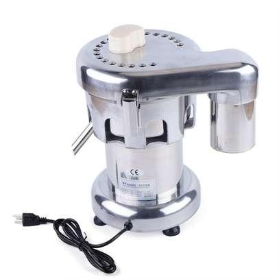 Commercial Auto Fruit Squeezer Juicer Juice Extractor Machine image 1