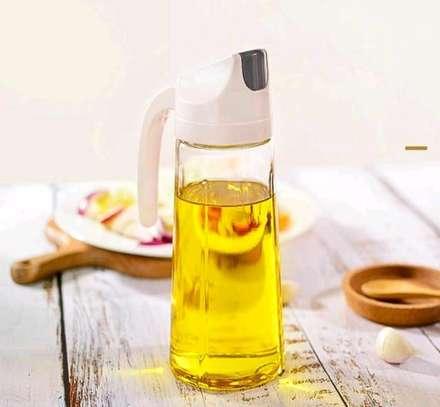 600ml oil/vinegar jar image 1