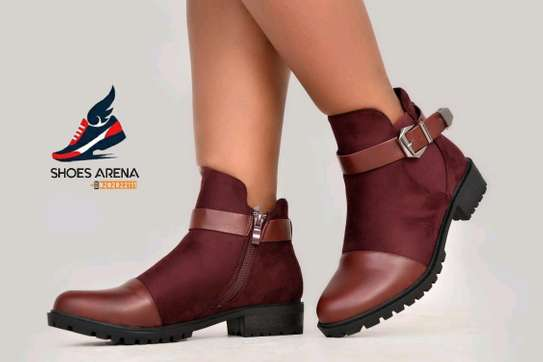 Trendy Ankle Boots image 3