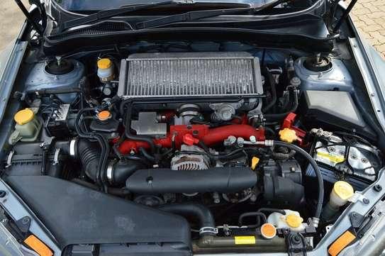 Subaru Impreza WRX Hatchback image 13