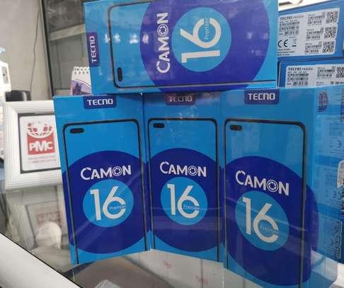 Tecno Camon 16 Premier image 3