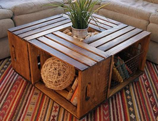 Pallet Coffee Table image 8