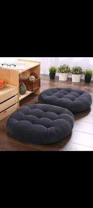 round floor pillow image 3