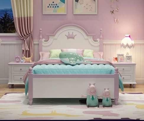 Princess bed/ girl bed image 2