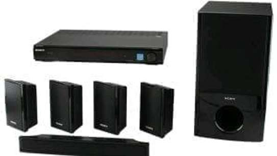 Sony Dz 350 Home Theater image 3