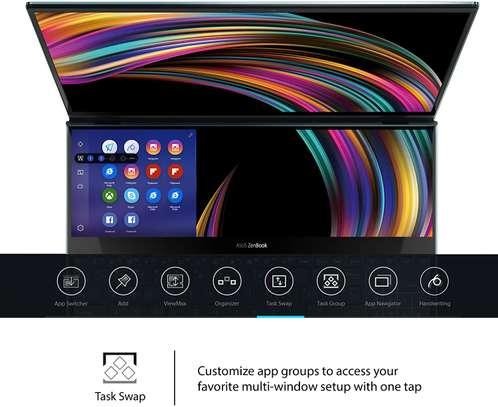 "Asus ZenBook Pro Duo UX581 15.6"" 4K UHD NanoEdge Bezel Touch image 6"