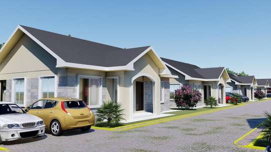 Three bedroom bungalows in kikuyu Lusengeti image 1