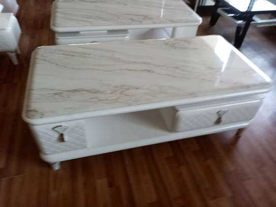 marble coffee table image 1