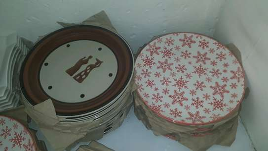 6pc ceramic dinner plate/dinner plate/Plate image 10