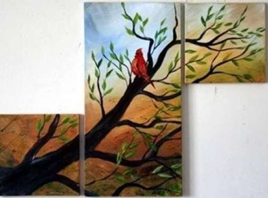 Tagged Art on Canvas image 8