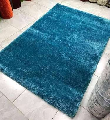 carpet  Turkish soft  turquoise blue image 1