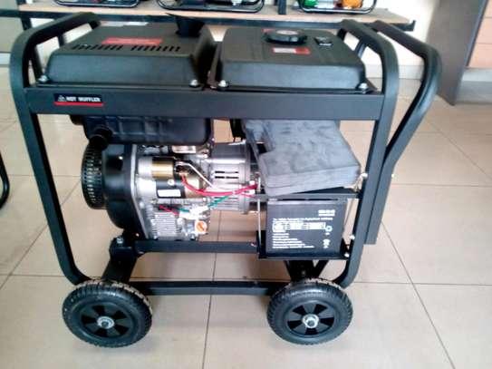 New 6KVA Open Diesel Generator image 3
