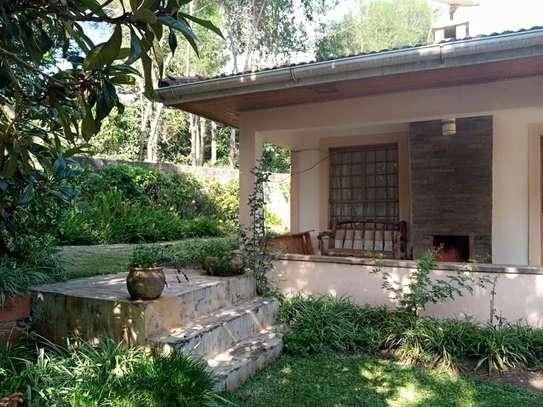 1 bedroom house for rent in Karen image 16