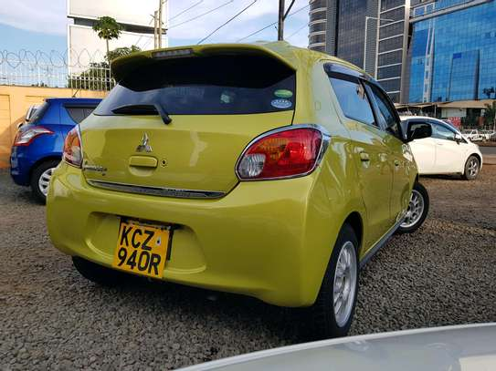 Mitsubishi Mirage, Yr 2013, Loaded image 4