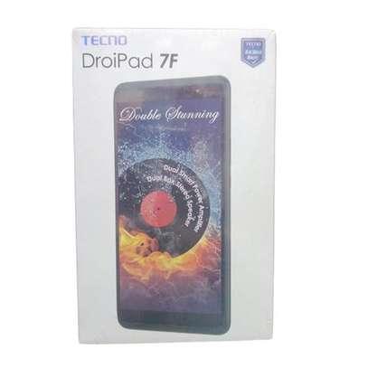 Tecno DroiPad 7F Tablet - 7.0 - 16GB + 1GB RAM - Dual SIM image 1