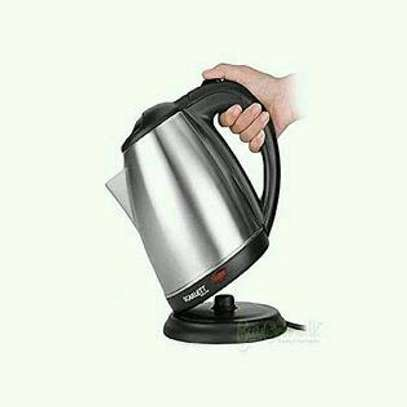 Electric kettle stainless steel image 2
