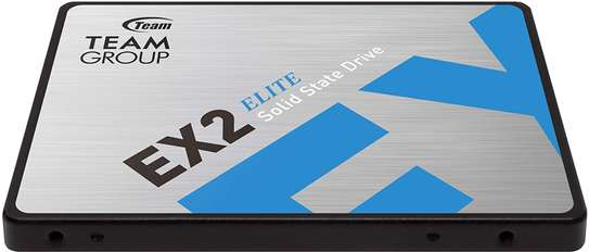 TEAMGROUP EX2 1TB SSD 2.5 Inch SATA III Internal Solid State Drive image 3