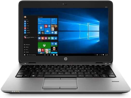 HP EliteBook 820 - Intel Core i7 Processor - 8GB Ram - 500GB HDD - 2.6GHz Speed - 13inch Screen Laptop image 1