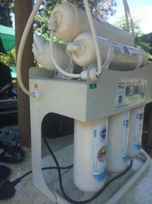 Domestic Reverse Osmosis Water Purifier System. image 2