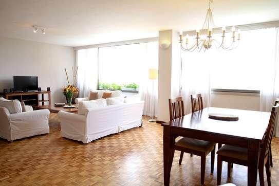 Furnished 4 bedroom apartment for rent in Kilimani image 3