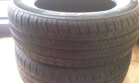 Two 205/60 R 16 92H GT Radial Tubless Tyres....Champiro Tyres image 5