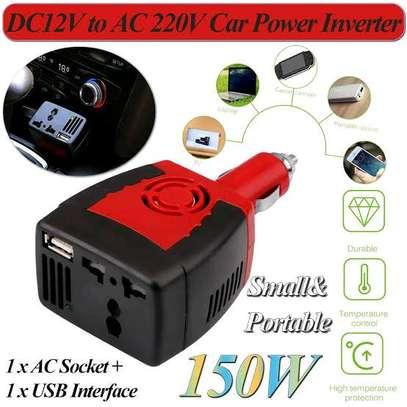 Car power  inverter image 1