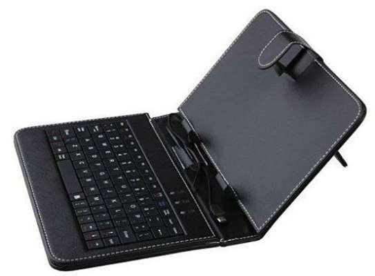 Universal Tablet Case With Micro USB Keyboard For Samsung Tab E 9.6 inches image 4